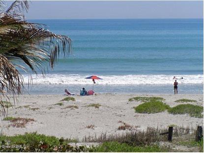 3409 S Atlantic Avenue Cocoa Beach, FL MLS# 739350