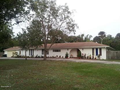 1097 NE Knecht Road Palm Bay, FL MLS# 740088