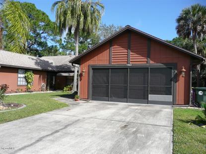 1362 Nimitz Court Rockledge, FL MLS# 745793