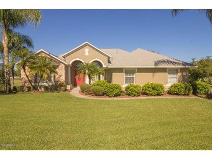 1877 SE Amberwood Drive Palm Bay, FL MLS# 746370