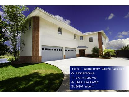 1641 Country Cove Circle Malabar, FL MLS# 752295