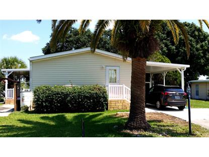 916 Sequoia Street Barefoot Bay, FL MLS# 754833