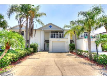 663 Palm Drive Satellite Beach, FL MLS# 757458