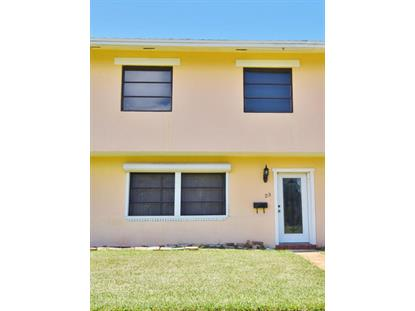 23 Fillmore Court Satellite Beach, FL MLS# 760301