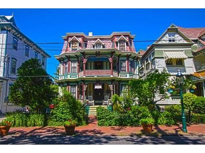 17 Jackson Street Poor Richard's Inn Cape May, NJ MLS# 130706
