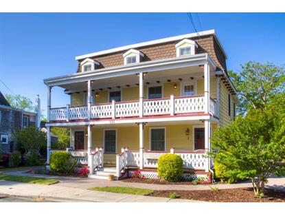 916 Queen 2nd and 3rd Floor Unit Cape May, NJ MLS# 164264