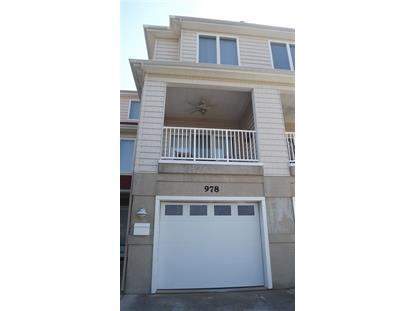 976 Ash Avenue R-3 Boat Slips 39 & 40 North Wildwood, NJ MLS# 166305