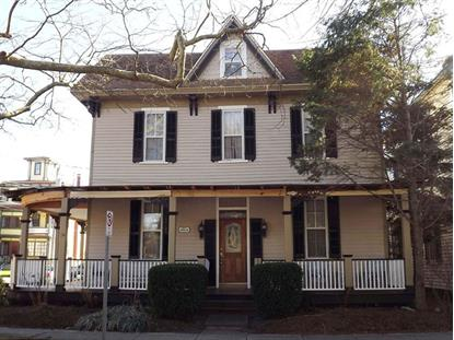 12 North Street Cape May, NJ MLS# 167931