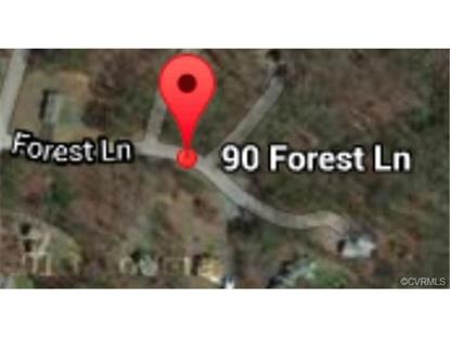90  Forest Ln Mineral, VA MLS# 1420575