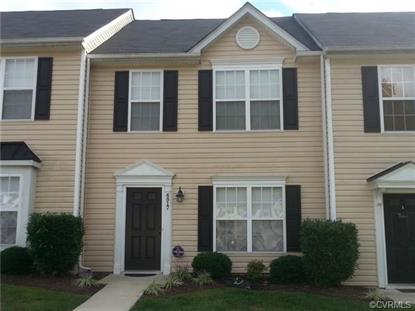 6017  Bluffwood Ct Unit#6017 Chesterfield, VA MLS# 1425722