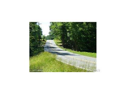 208  New Bridge Rd Mineral, VA MLS# 1527801