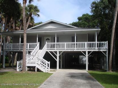 1119 Nancy Street  Edisto Beach, SC MLS# 14027233
