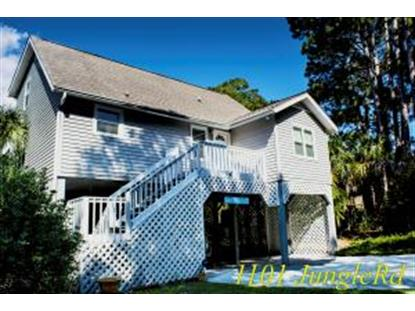 1101 Jungle Road Edisto Beach, SC MLS# 14028504
