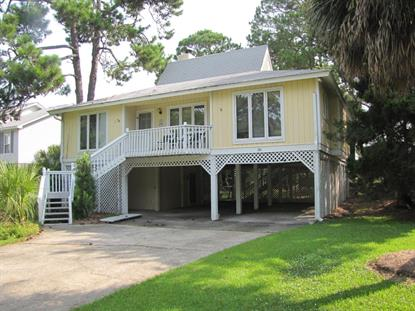 60 Rice Lane Edisto Beach, SC MLS# 15018929
