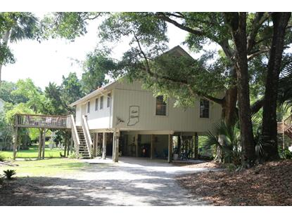 1404 Jungle Road  Edisto Beach, SC MLS# 15019097
