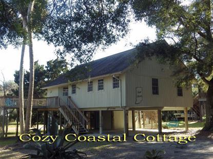 1404 Jungle Road Edisto Beach, SC MLS# 16004152