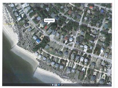 3113 Palmetto Boulevard Edisto Beach, SC MLS# 2518582