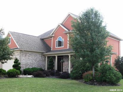 343  SYCAMORE CT Bluffton, OH MLS# 128534