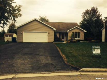 405  Basel Ave Bluffton, OH MLS# 128624