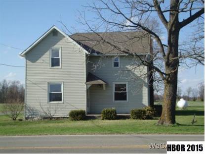 1852 St. Rt. 103 Bluffton, OH MLS# 130161