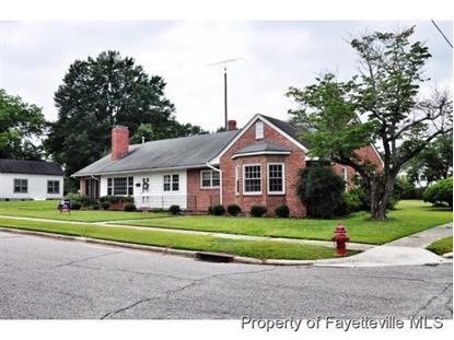 115 HIGHLAND ST  Raeford, NC MLS# 421514