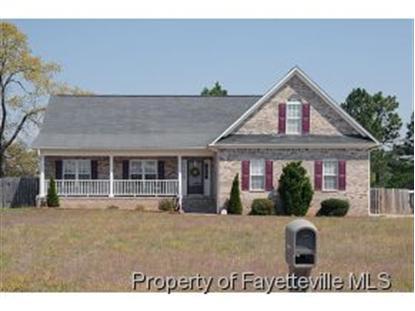 3904 BENSLEY COURT  Hope Mills, NC MLS# 422271