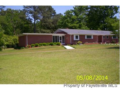 306 COOL SPRINGS RD.  Sanford, NC MLS# 424300