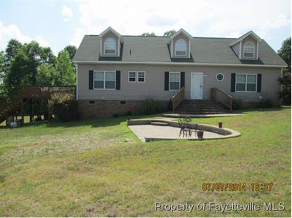867 VALLEY PINE LN  Sanford, NC MLS# 429007