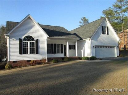 474 EAKES ROAD  Sanford, NC MLS# 432740