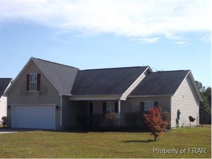 206 QUARRY LANE  Raeford, NC MLS# 434741