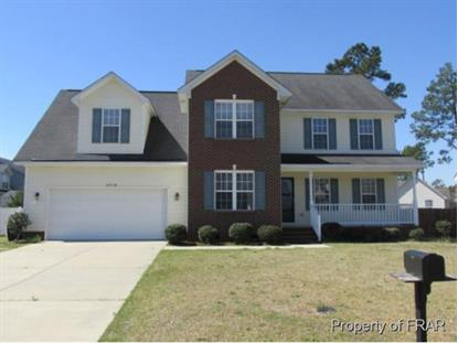 3018 HIGH PLAINS DRIVE  Hope Mills, NC MLS# 443690