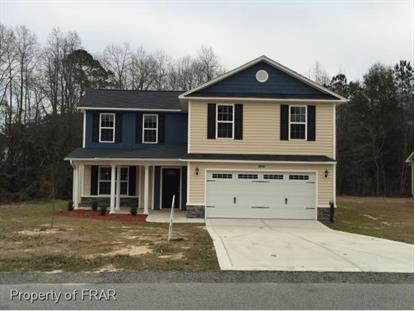 4635 CEDAR PASS DRIVE  Hope Mills, NC MLS# 445354