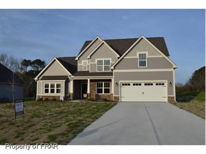 500 DAYLILY COURT  Carthage, NC MLS# 455450