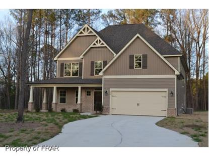 530 DAYLILY COURT  Carthage, NC MLS# 455465