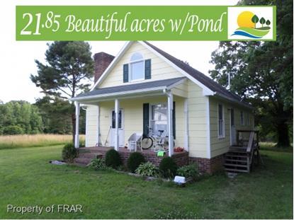 4045 CARBONTON RD  Sanford, NC MLS# 459669