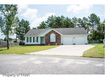 103 CONGAREE CT  Raeford, NC MLS# 471293