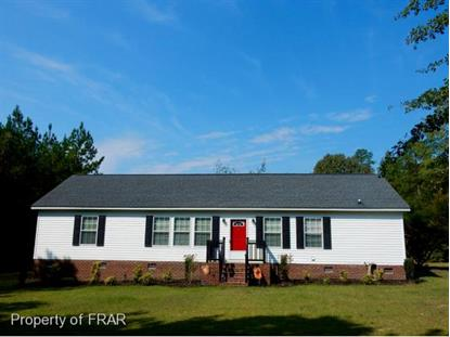 108 CASTLE CREEK DRIVE  Raeford, NC MLS# 506927