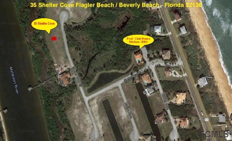 35 Shelter Cove Circle, Flagler Beach, FL 32136