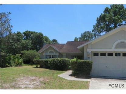 14 Federal Ln  Palm Coast, FL 32137 MLS# 176555