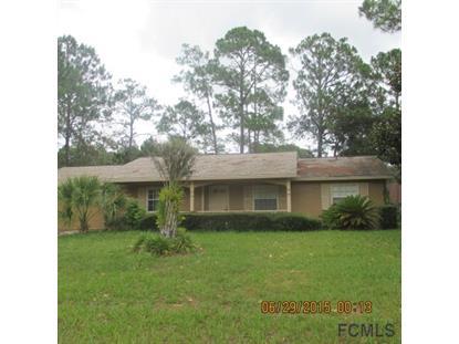 88 Wedgewood Lane  Palm Coast, FL 32137 MLS# 179029