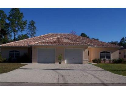 7 Pontiac Lane  Palm Coast, FL 32164 MLS# 187097
