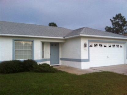 19 Roxbury Lane  Palm Coast, FL 32164 MLS# 187451