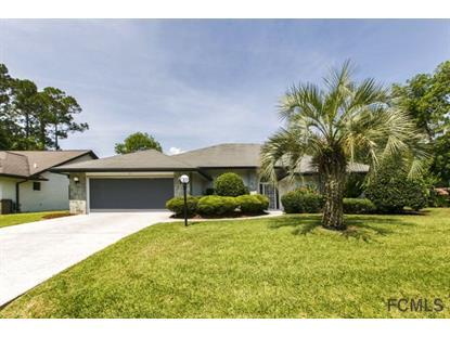 33 Woodford Lane  Palm Coast, FL MLS# 204672
