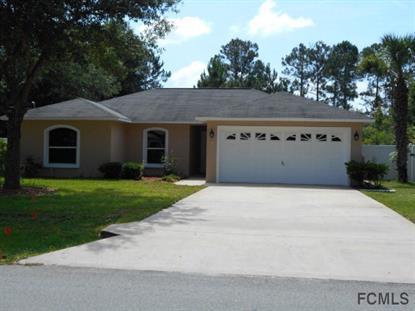 121 Whippoorwill Drive  Palm Coast, FL 32164 MLS# 205516