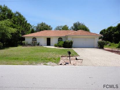 49 Faircastle Lane  Palm Coast, FL 32137 MLS# 205735