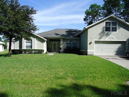 32 Poindexter Lane  Palm Coast, FL MLS# 206936