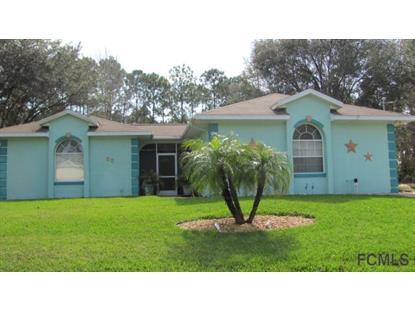 52 Pebble Beach Dr  Palm Coast, FL MLS# 207198