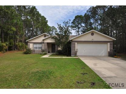 7 Ryecrest Lane  Palm Coast, FL 32164 MLS# 207449