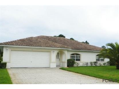 62 Princeton Lane  Palm Coast, FL MLS# 207738