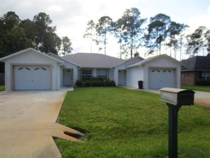 5 Bunker Knolls Lane  Palm Coast, FL 32137 MLS# 208718
